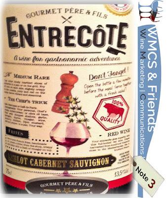 Globus Test und Bewertung französischer Rotwein