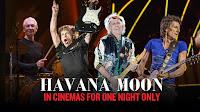 Il 23 settembre, solo per una notte al cinema, il film documentario Havana Moon dei Rolling Stones