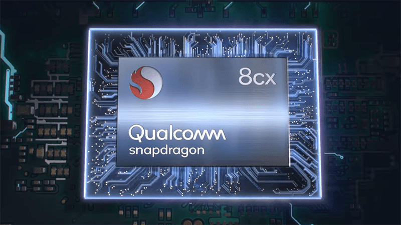 Qualcomm announces the Snapdragon 8cx with 5G, a 7nm SoC for PC!