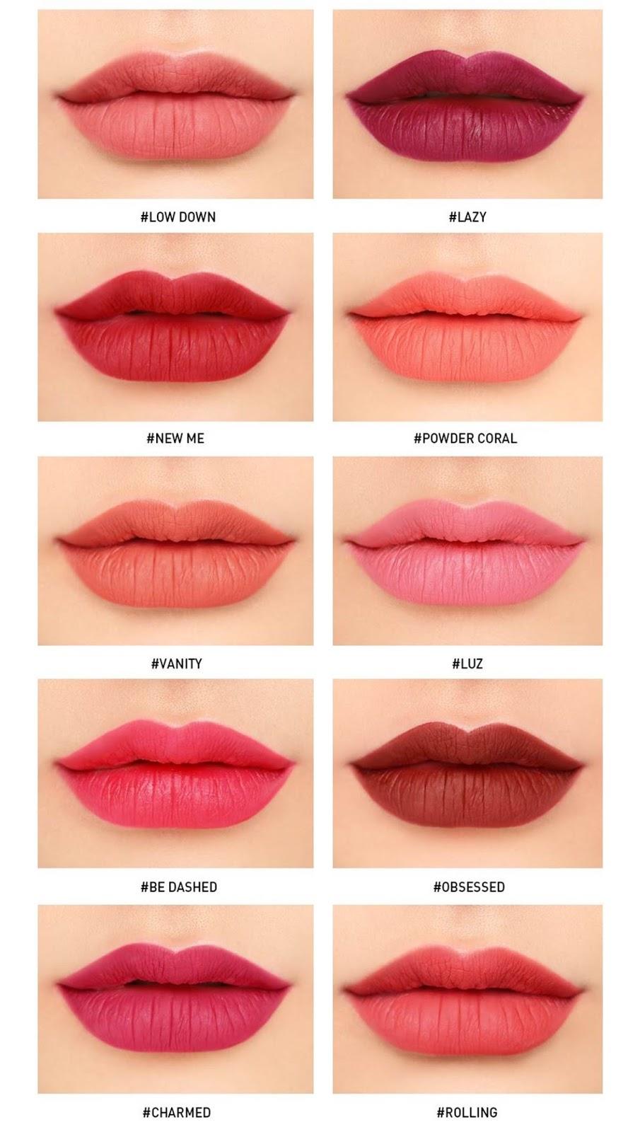 Lip color images 22