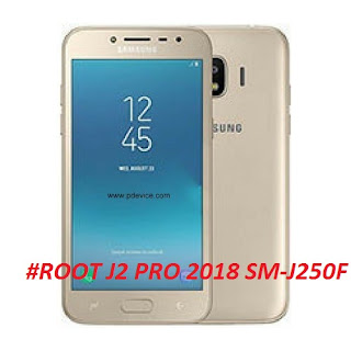Cara Root samsung J2 PRO 2018 SM-J250F