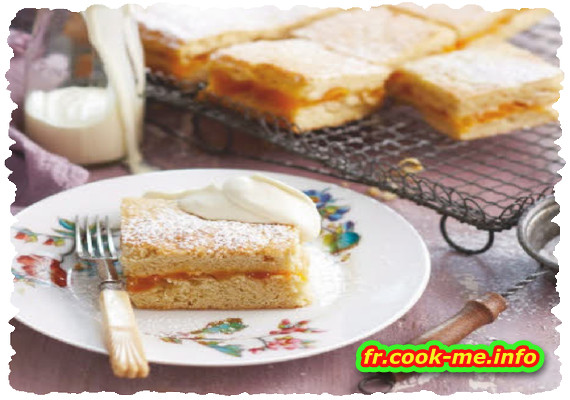 Fenetra ou gâteau toulousain