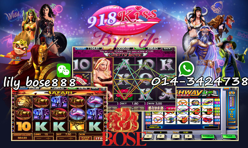 Play through 918Kiss apps and win lucky jackpot Join Us Now !!!