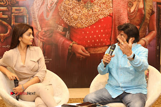 Shriya Saran Nandamuri Balakrishna at Gautamiputra Satakarni Team Press Meet Stills  0162.JPG