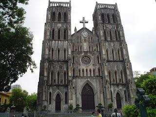 Hanoi Catedral de San José