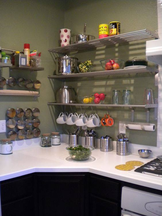 26 Idea Susun Atur Barang Dapur | Kemas dan Cantik