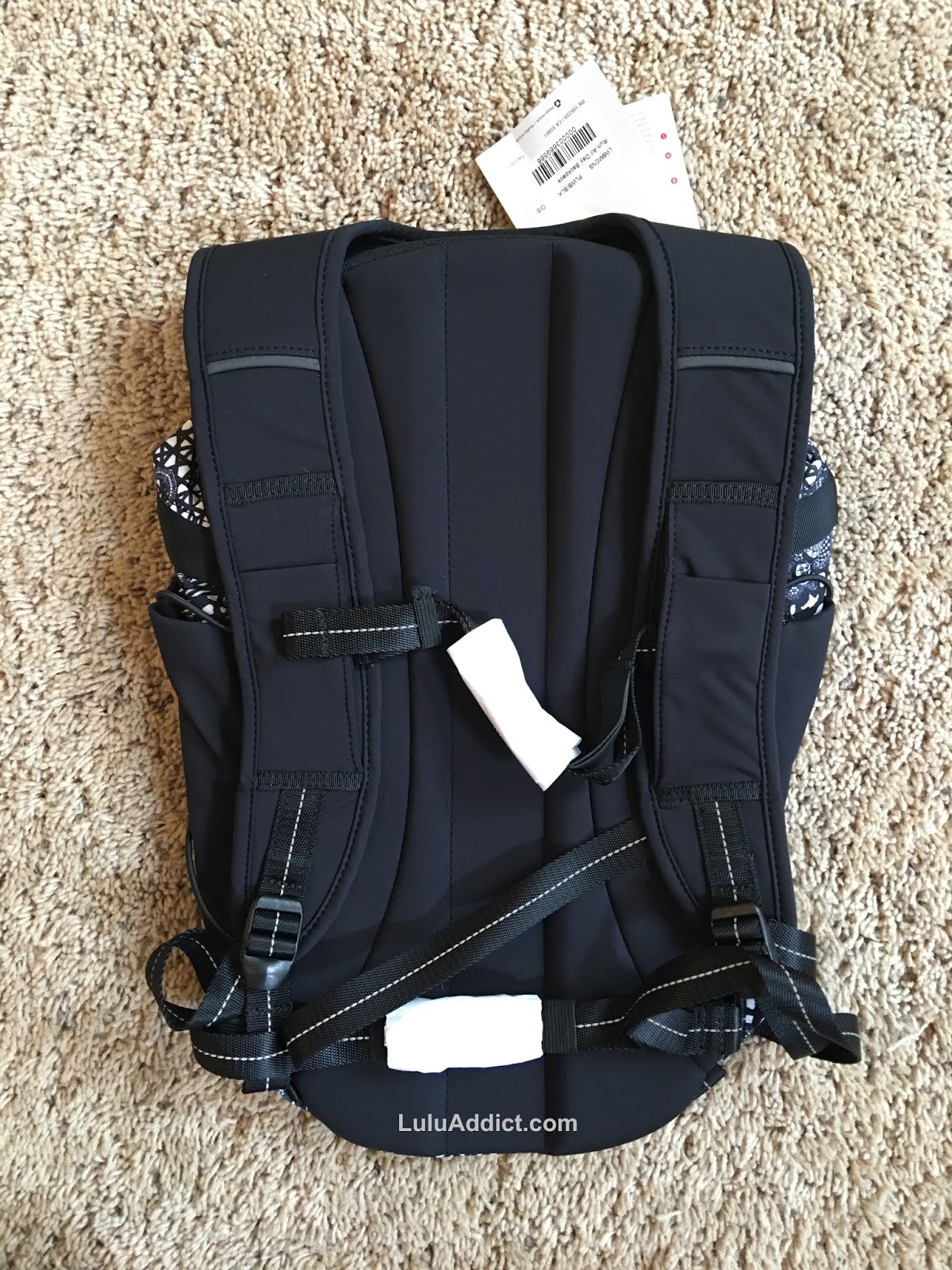 51f05c0d992e Lululemon Addict  Mail Day  Run All Day Backpack