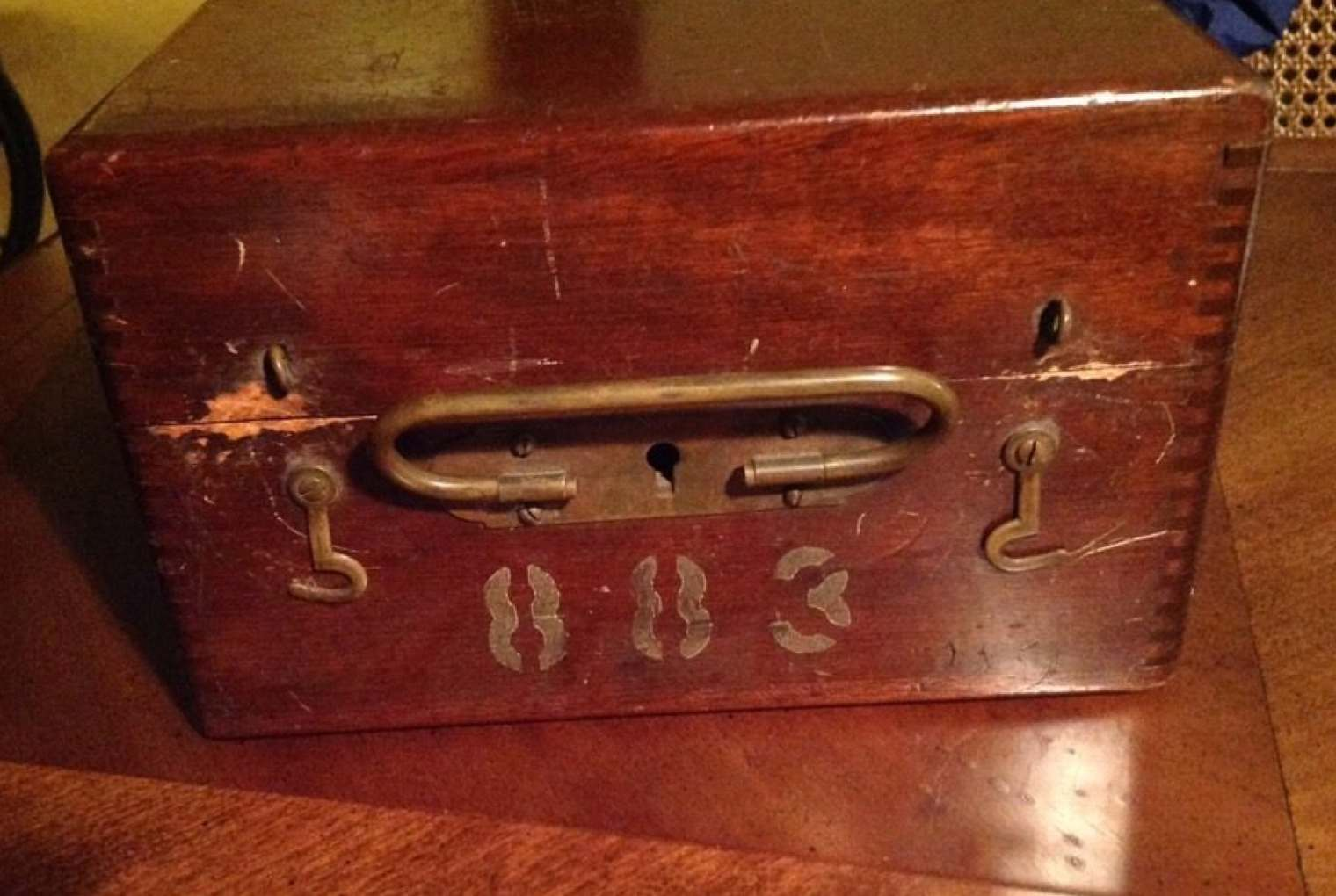 brandis sextant box