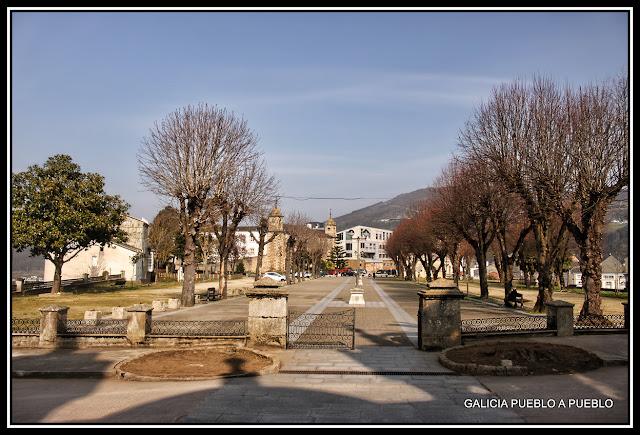 Galicia Pueblo A Pueblo Hospital De San Pablo Y San
