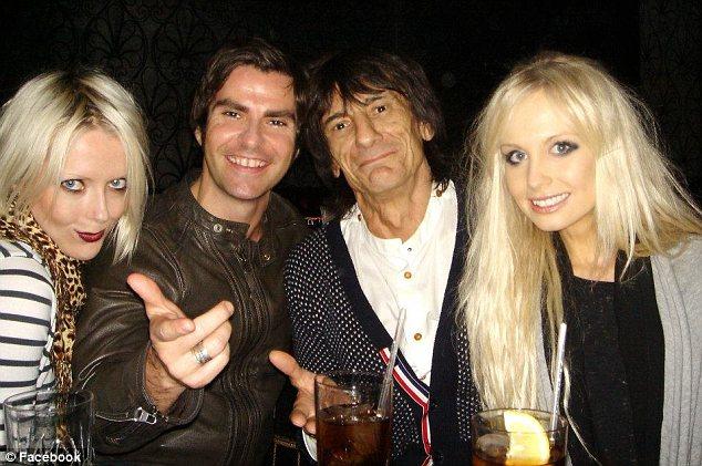 Warn Riot 5 O Rock Alice Cooper S A Pocait Jon Bon Jovi