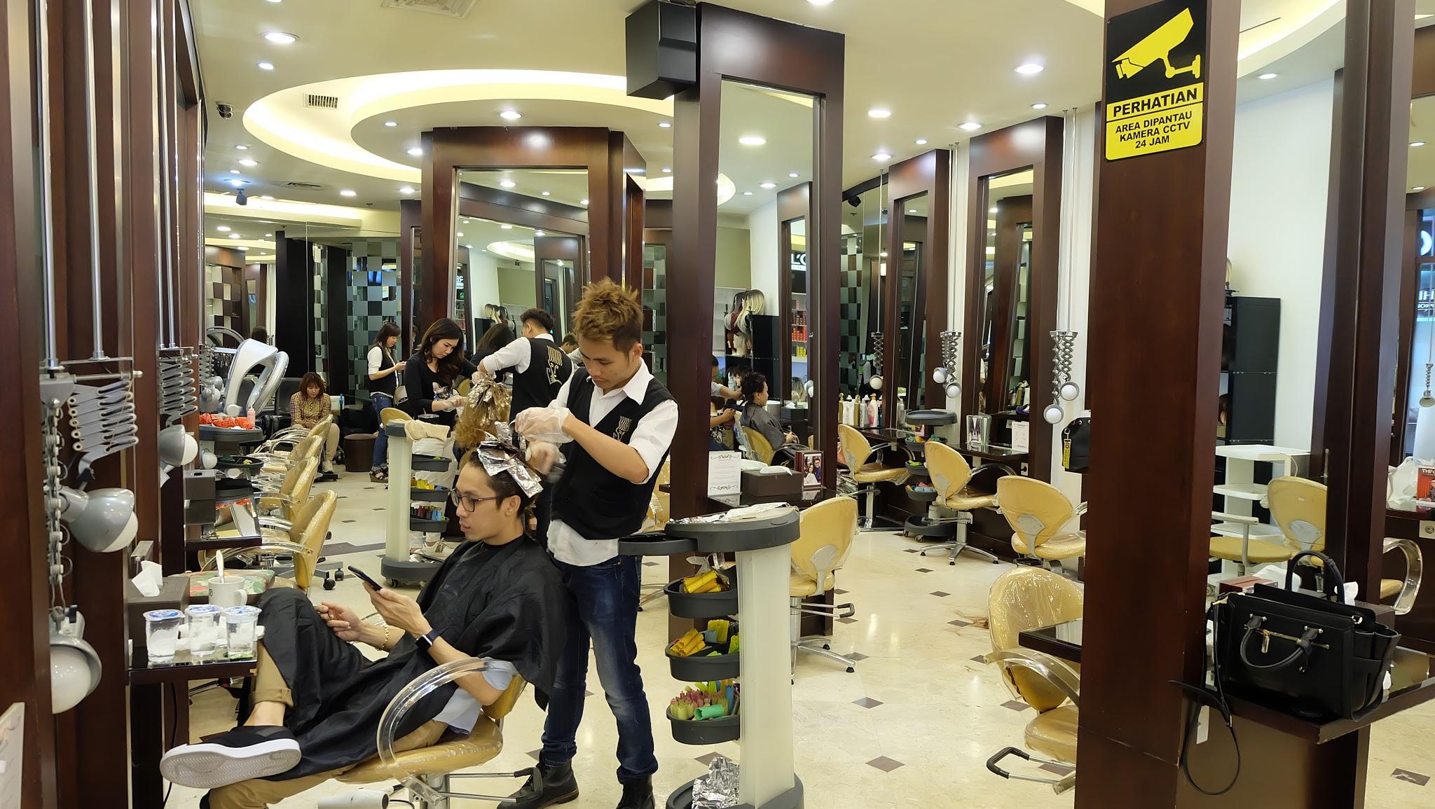 [Review] Hair Cut and Blow Dry at Chandra Gupta Hair & Beauty Salon