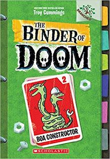 The Binder of Doom - Boa Constructor