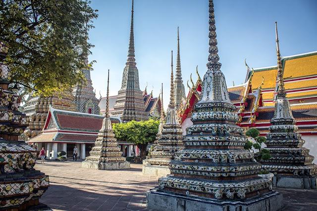 8 địa điểm không thể bỏ qua khi đến Bangkok