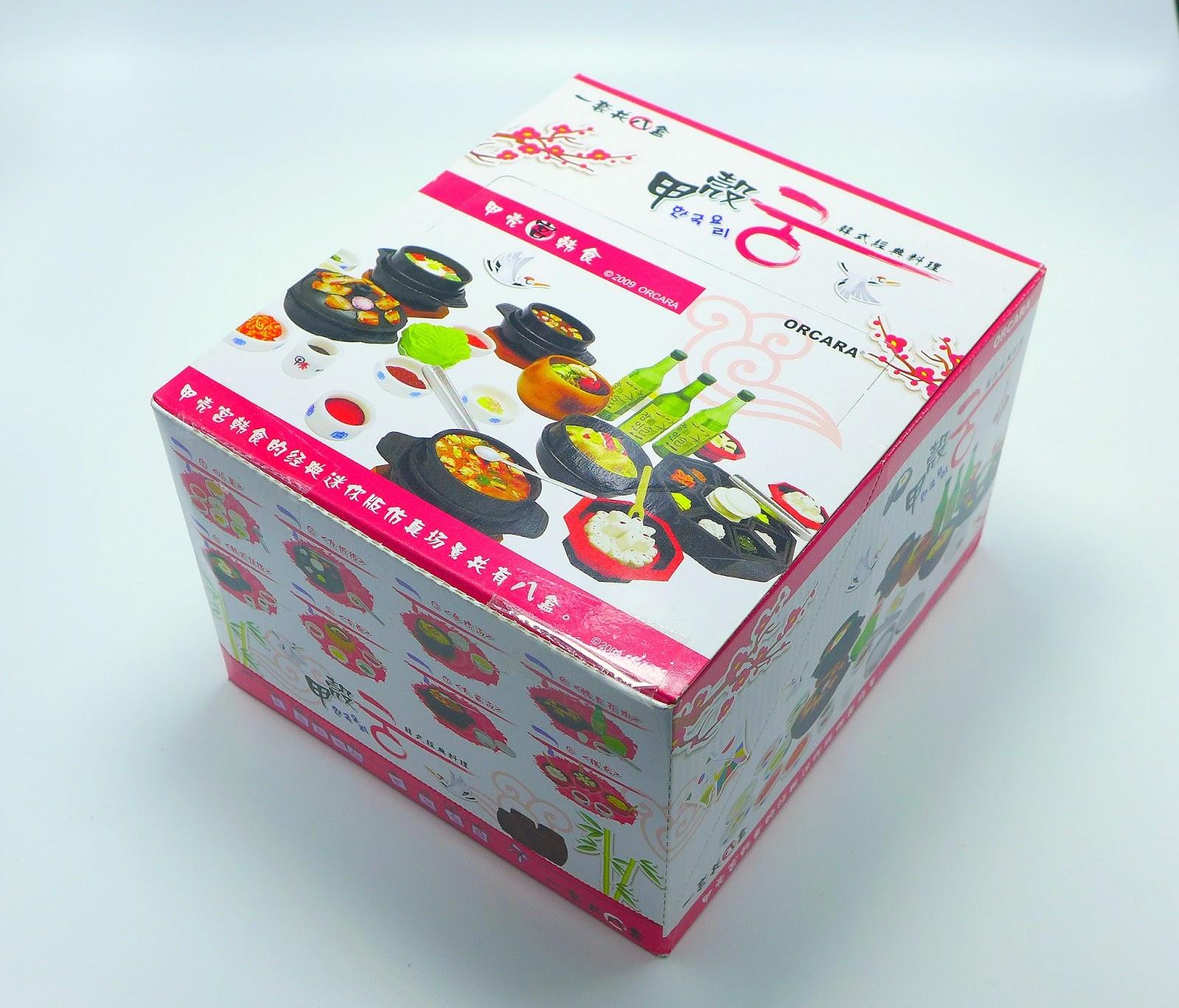 Sue S Cutie Closet Unboxing Orcara Miniature Korean Food