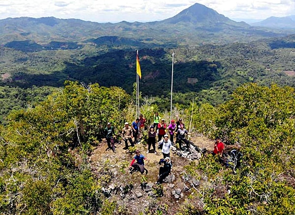 Gunung Silabur Sky-Park
