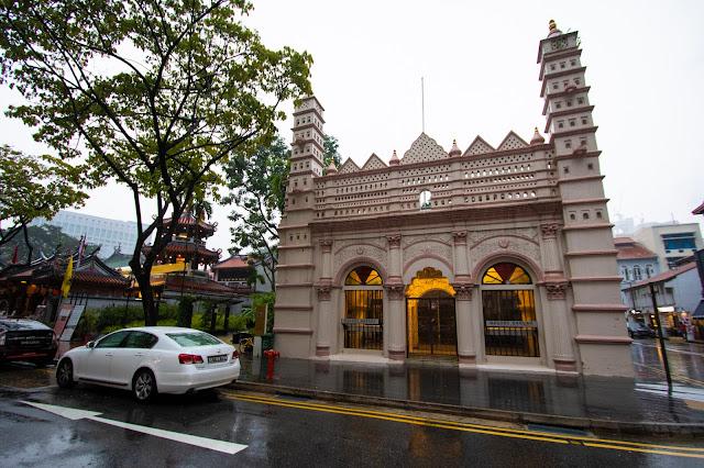 Thian Hock Ken-Singapore