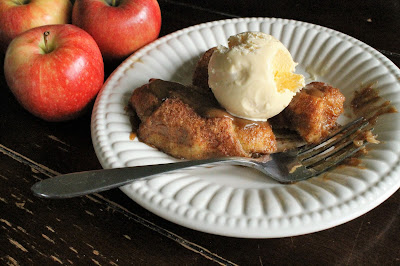 All About Them Apples - Easy Apple Dumplings #Celebrate365