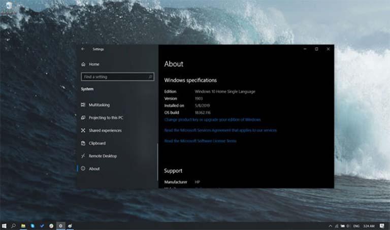 Windows 10 May 2019 Update Menerima Patch Baru Sebelum Peluncuran