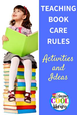 library skills, school library