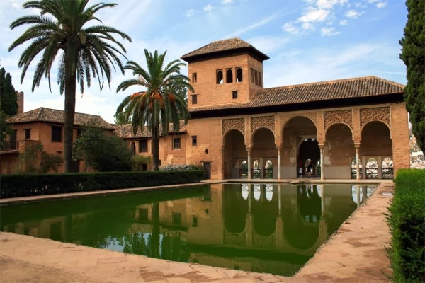3. Alhambra, Granada, Spain - Top Fairy Tale Places You Must See