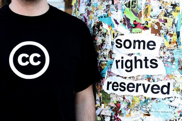Los diferentes tipos de Licencias Creative Commons