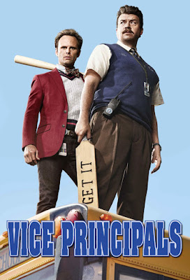 Vice Principals S01 2016 DVD R1 NTSC Latino