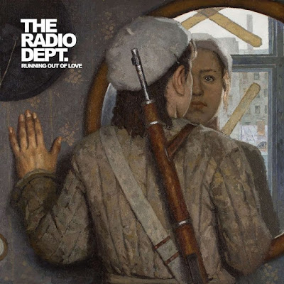 The Radio Dept. – Running Out of Love cover album - labrador 2016
