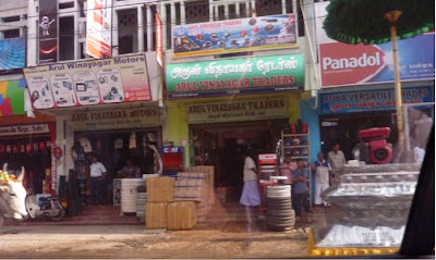 Jaffna au Sri Lanka