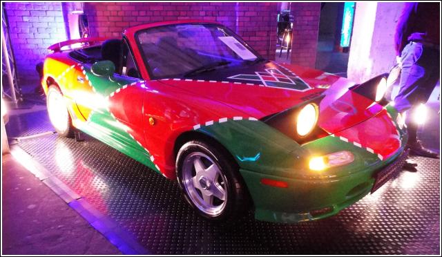 Mazda MX-5 Le Mans