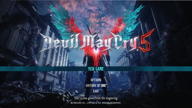 Devil May Cry 5 Repack