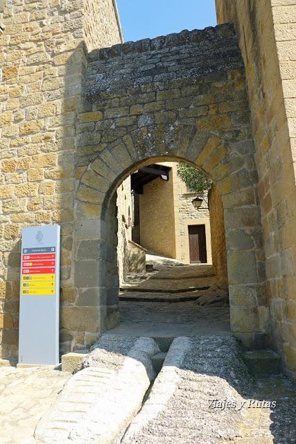 Portal del Mudo, Sos del Rey Católico