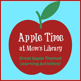 Apple Time at Mom's Library