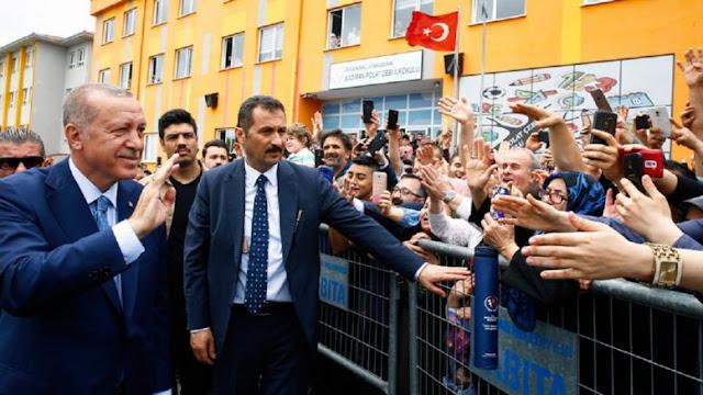 Οι επόμενοι άμεσοι στόχοι του Ερντογάν