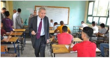 محمد مجاهد نائب وزير التربية والتعليم والتعليم الفنى