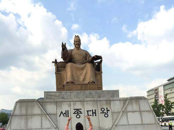 [Seoul,Korea] Gwanghwamun Square,Seoul (Day 5)
