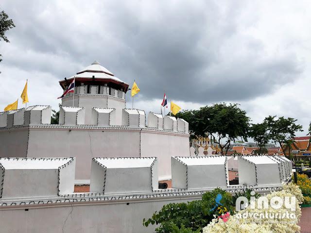 Mahakan Fort and WallBANGKOK TOURIST SPOTS