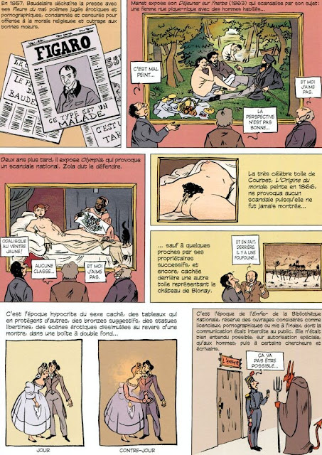 Sex Story de Philippe Brenot et Laetitia Coryn planche 1