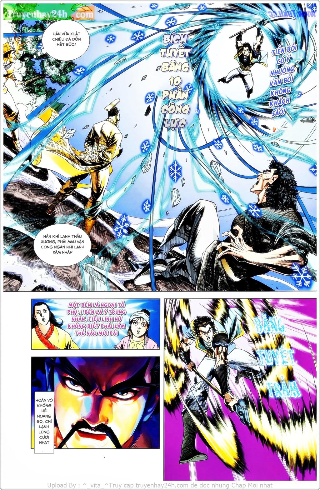 Tần Vương Doanh Chính chapter 23 trang 17