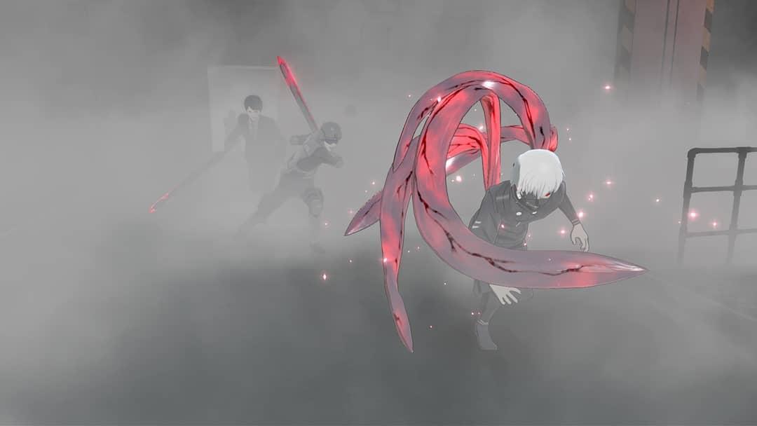 Rustorwolf : BRAND NEW Screenshots for Tokyo Ghoul Re: Call