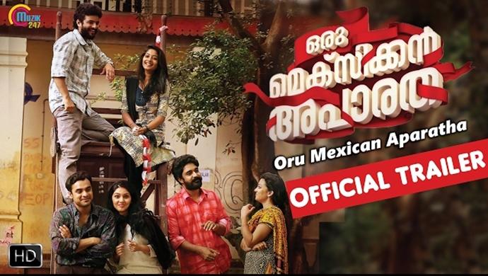 Oru Maxican Aparatha Trailer