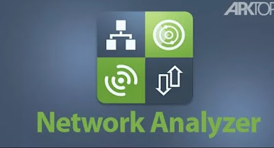 Network Analyzer Pro Apk Free on Android