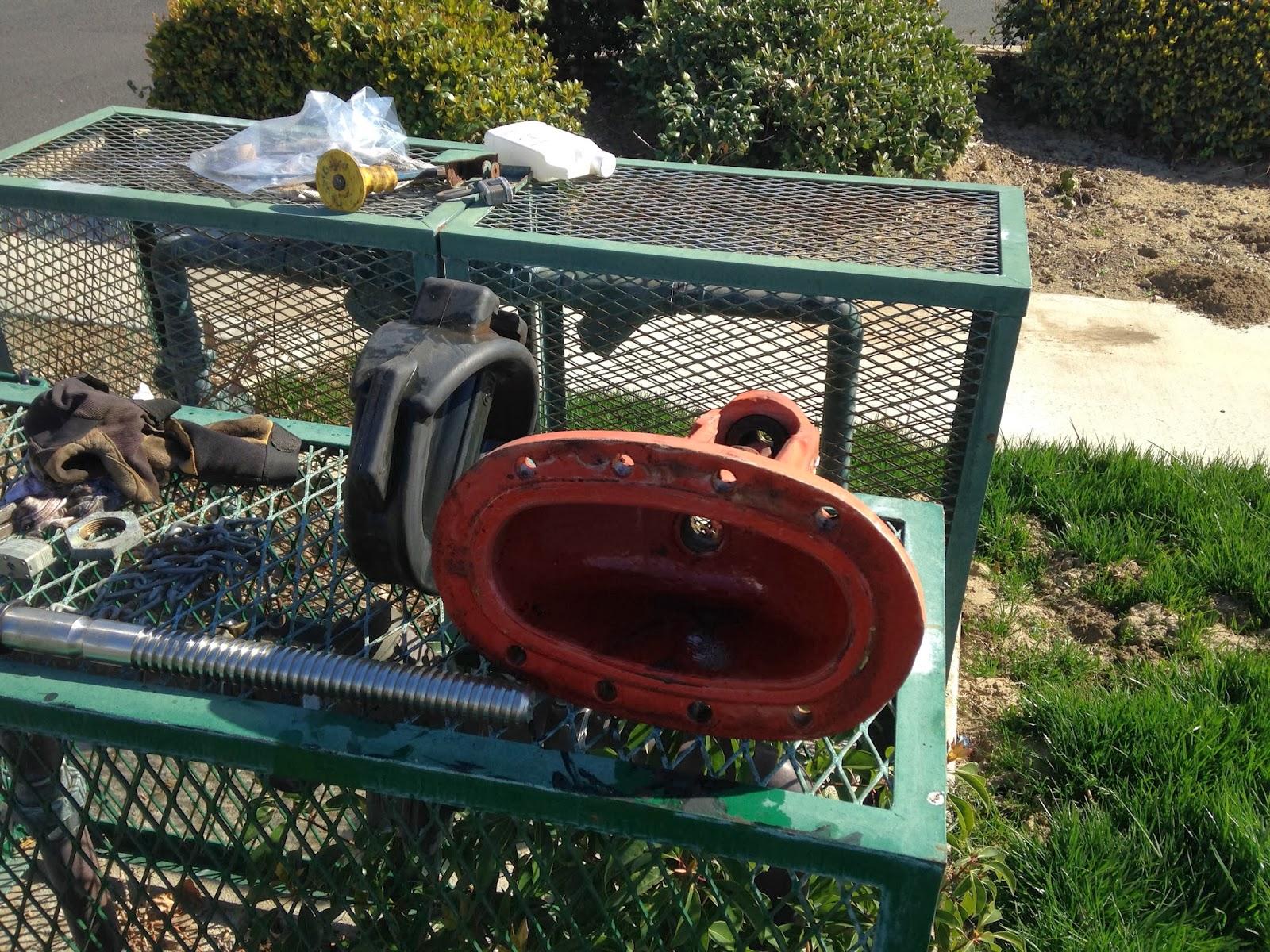Ontario California Backflow Repairs Vandalized Amp Stolen