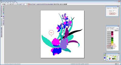 anseries design membuat warna dasar