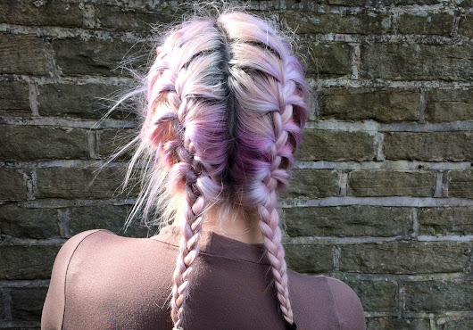 Pink Hair with #L'OrealColorista