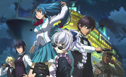 Full Metal Panic! Invisible Victory Episódio 6