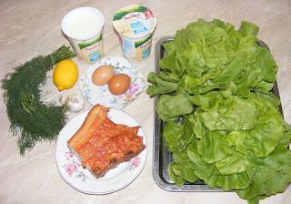 cu ce facem supa de salata verde, retete cu salata verde oua smantana lapte iaurt costita afumata marar si usturoi, retete culinare,