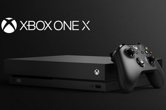 Xbox One X Official Released, Sold US $ 499
