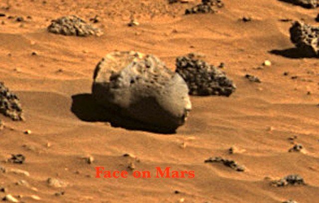 UFO SIGHTINGS DAILY: NASA Rover Photo Reveals Life Once ...