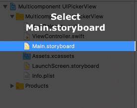 Multiple component UIPickerView in swift 4 - iOSTutorialJunction