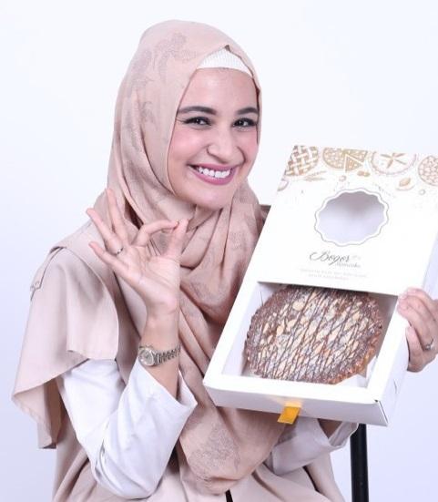 Shireen Sungkar Kenalkan Kue Kekinian Terbaru